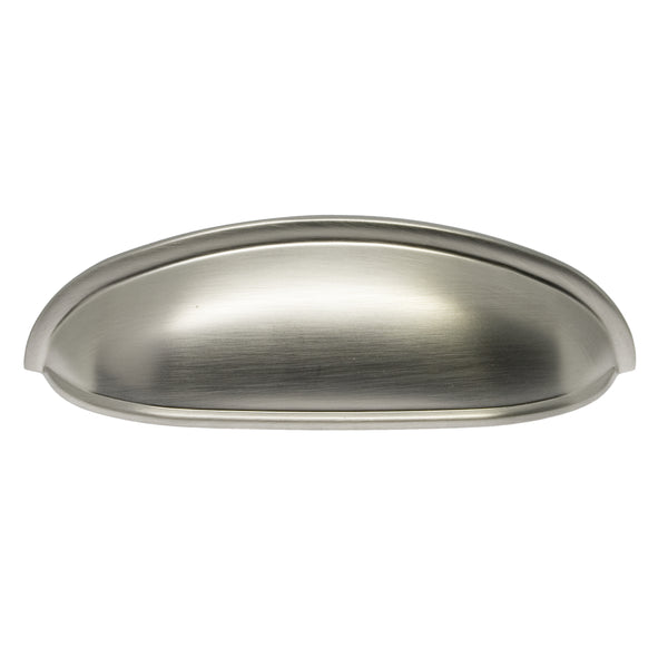 Satin Nickel Large Cup Handle