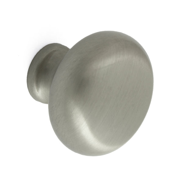 Shaker Brushed Nickel Knob