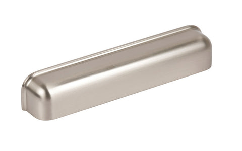Odessa Brushed Nickel Cup Handle