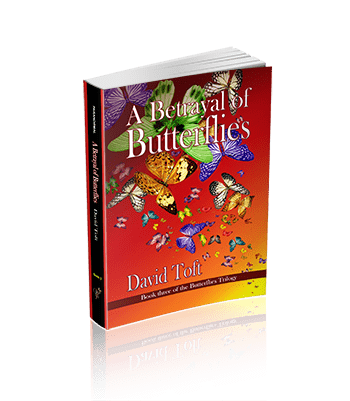 A Betrayal Of Butterflies (the Butterflies Trilogy Book 3)