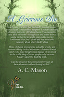 A Grievous Sin (Susan Foret, Mystery Writer Book 4)