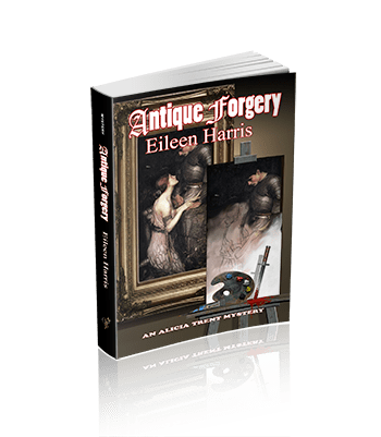 Antique Forgery (An Alicia Trent Mystery)