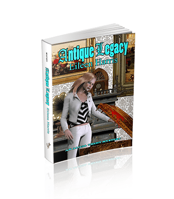 Antique Legacy (An Alicia Trent Mystery)
