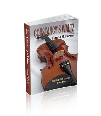 Constancy's Waltz (Fiddling With Murder, Book 1)