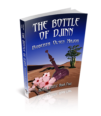 The Bottle Of Djinn (Royal Pains: Book 4)
