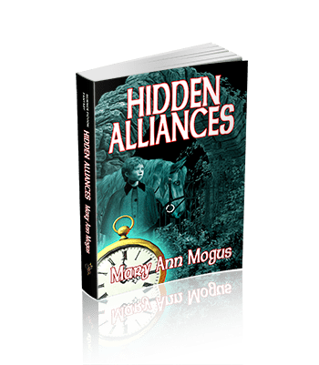 Hidden Alliances (Shadow Hands Series Book 2)