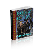 High King of Brightland (Queen of Candelore Series Book 3)