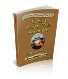 Jacob's Oregon Trail Adventure (Letters Through Time)