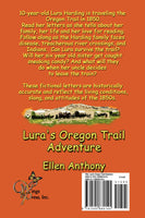 Lura's Oregon Trail Adventure (Letters Through Time)