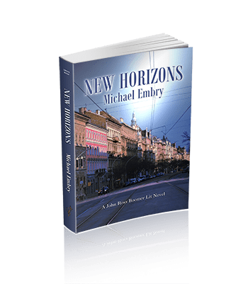 New Horizons (A John Ross Boomer Lit Series Book 3)