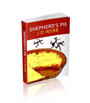 Shepherd's Pie (Mike Shepherd, Private Eye Book 1)
