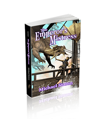 The Emperor's Mistress (Larenia's Shadow Trilogy Book 1)