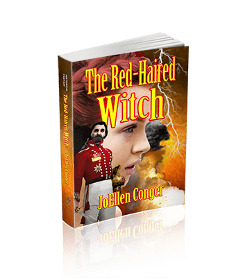 The Red-Haired Witch (Queen of Candelore Series Book 4)