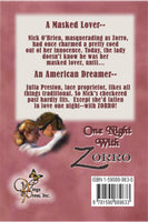 One Night With Zorro