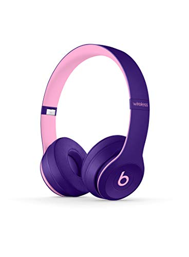 Beats Solo3 Wireless On-Ear Headphones - Beats Pop Collection - Pop Violet