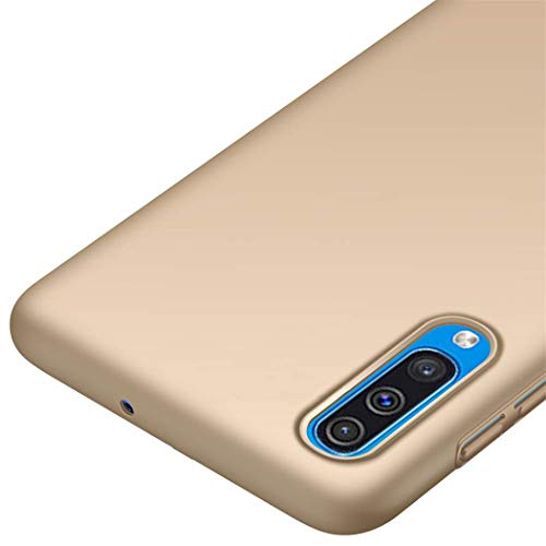 Matte Finish Scratch Resistant Phone Hard Case Cover for Samsung Galaxy A20E-Gold TXLING Samsung Galaxy A20E Phone Case Ultra Thin Sleek Fully Protective Naked Phone Texture