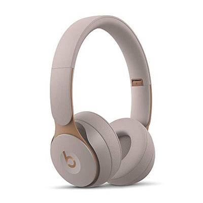 Beats Solo Pro Wireless Noise Cancelling Headphones - Grey