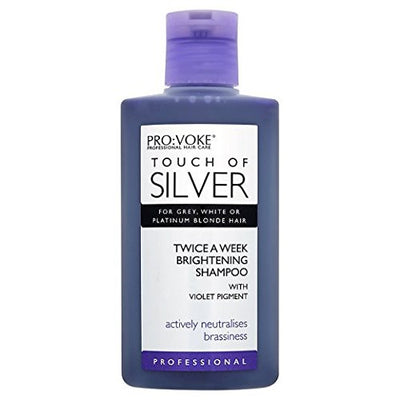 6 x Touch Of Silver Brightening Shampoo