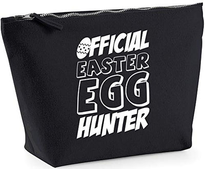 Hippowarehouse Official Easter Egg Hunter printed make up cosmetic wash bag 18x19x9cm