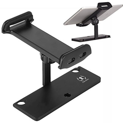 Kismaple Mavic Tablet Holder Stander Extender Aluminum-Alloy Foldable Mount Holder for DJI Spark / Mavic Pro / Mavic Air Remote Controller