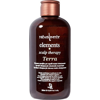 Naturalmente EL25001 Shampoo Terra (Earth Shampoo) Pack of 1