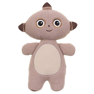 In the Night Garden 1641 Makka Pakka Plush Baby Toy 17cm, Cuddly Collectable, Suitable from Birth