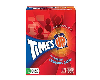 R & R Games RRG975 Time's UP-Regular Edition, Multicoloured