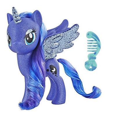 MY LITTLE PONY E5963ES1 MLP Princess Luna, Multicolour