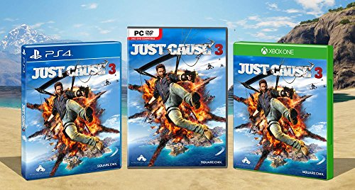 Sony Just Cause 3 - Xbox One