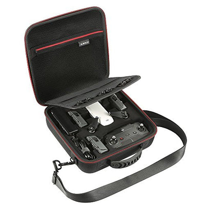 RLSOCO Carrying Case for DJI Spark Drone and Accessories-Ideal for Travel and Home Storage