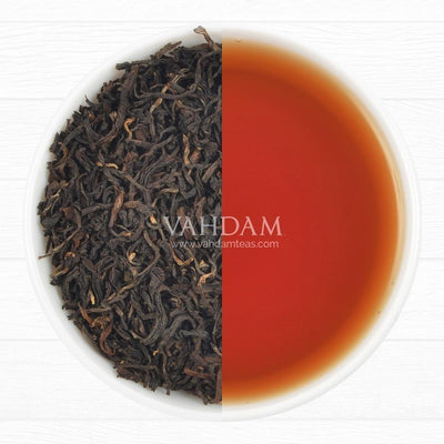 High Mountain Oolong Tea Leaves from Himalayas, (50 Cups) 100g