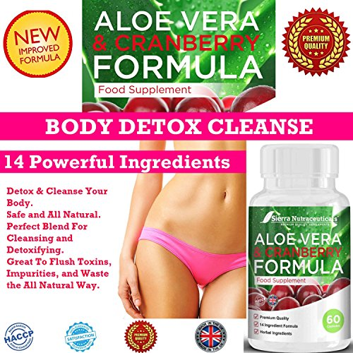 #1 Rapid Body Detox & Colon Cleanse for Women and Men.Flush Out Toxins, Impurities and Waste