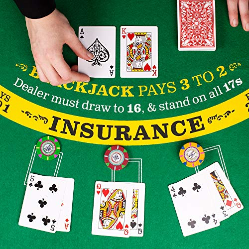 Kansas star casino blackjack rules