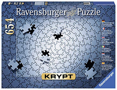 Ravensburger Krypt Silver – 654 Pieces 15964