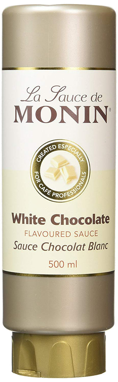 Monin White Chocolate Sauce 500 ml