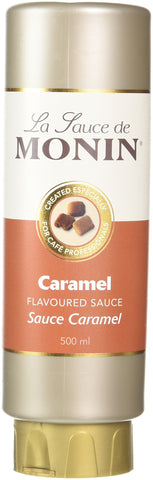 Monin Caramel Sauce 500 ml