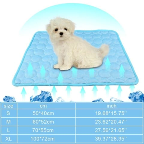 Puppiemate™ Pet Cooling Mat