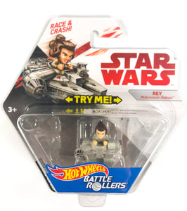 Star Wars Hot Wheels Battle Rollers Rey