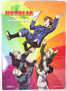 Hetalia Axis Powers the Complete Series on DVD