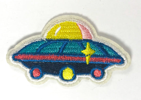 Cute UFO patch