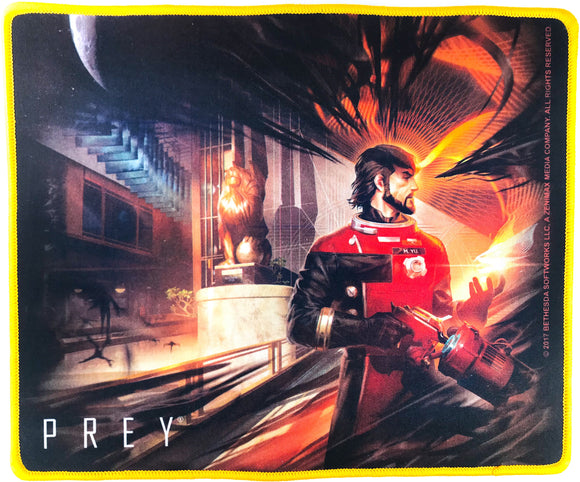 Prey Video Game Mouse Pad