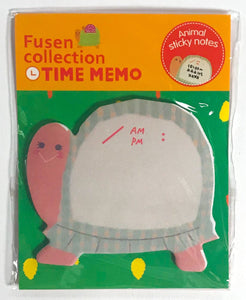 Animal Sticky Notes Turtle
