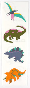 Mrs. Grossman's Stickers Big Dinosaurs 1993