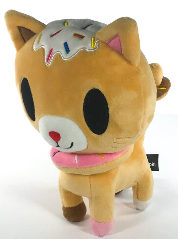 Toki Doki Cupcake Cat Plush