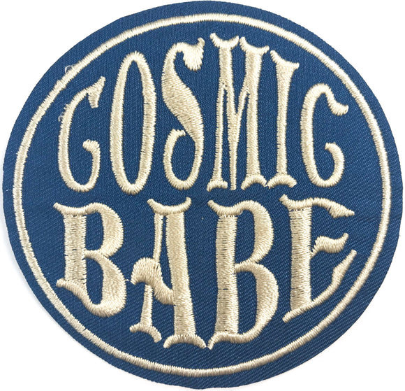 Cosmic Babe patch
