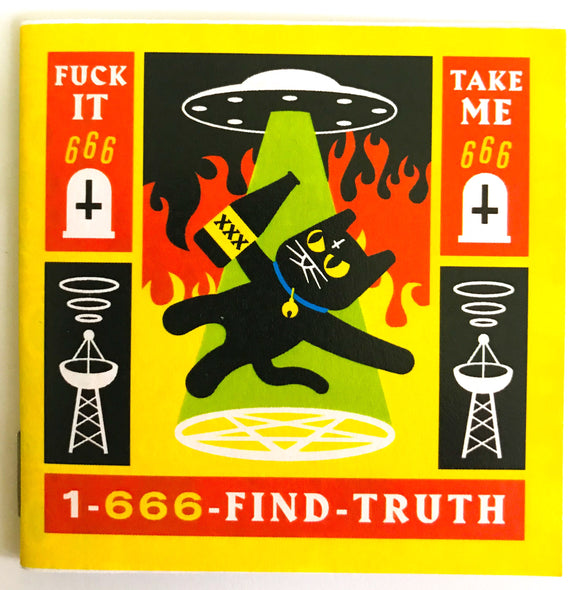 1-666-Find-Truth by the 666 Cat