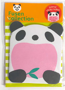 Animal Sticky Notes Panda