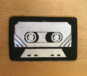 Cassette Tape Patch