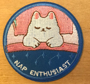Nap Enthusiast Patch