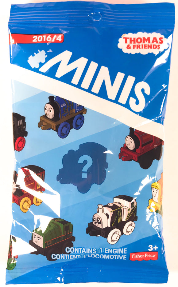 Thomas and Friends Minis 2016